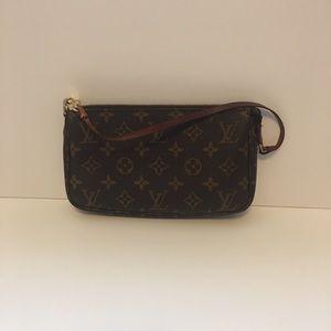 Authentic Louis Vuitton wallet purse